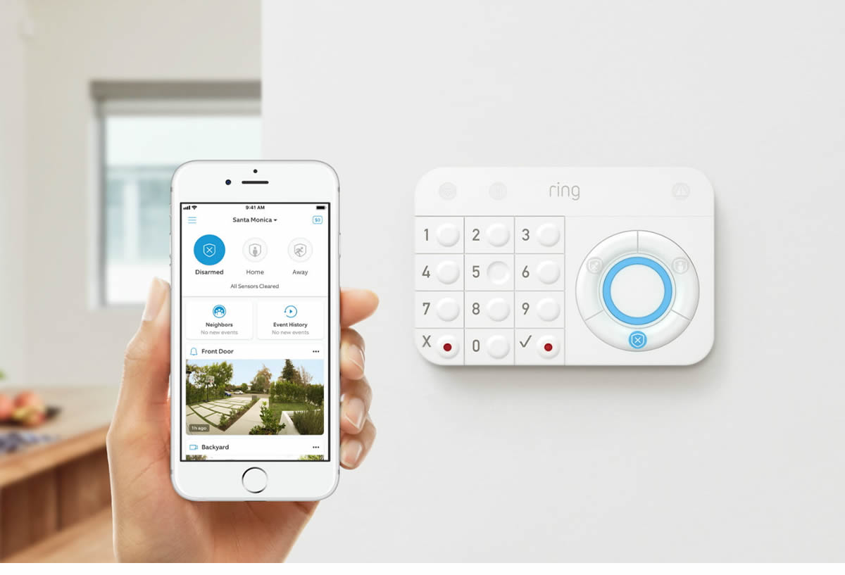 Five Benefits of a Home Security System