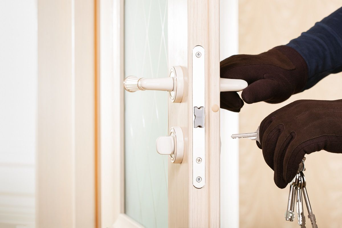How Do I Secure My Home from Intruders?