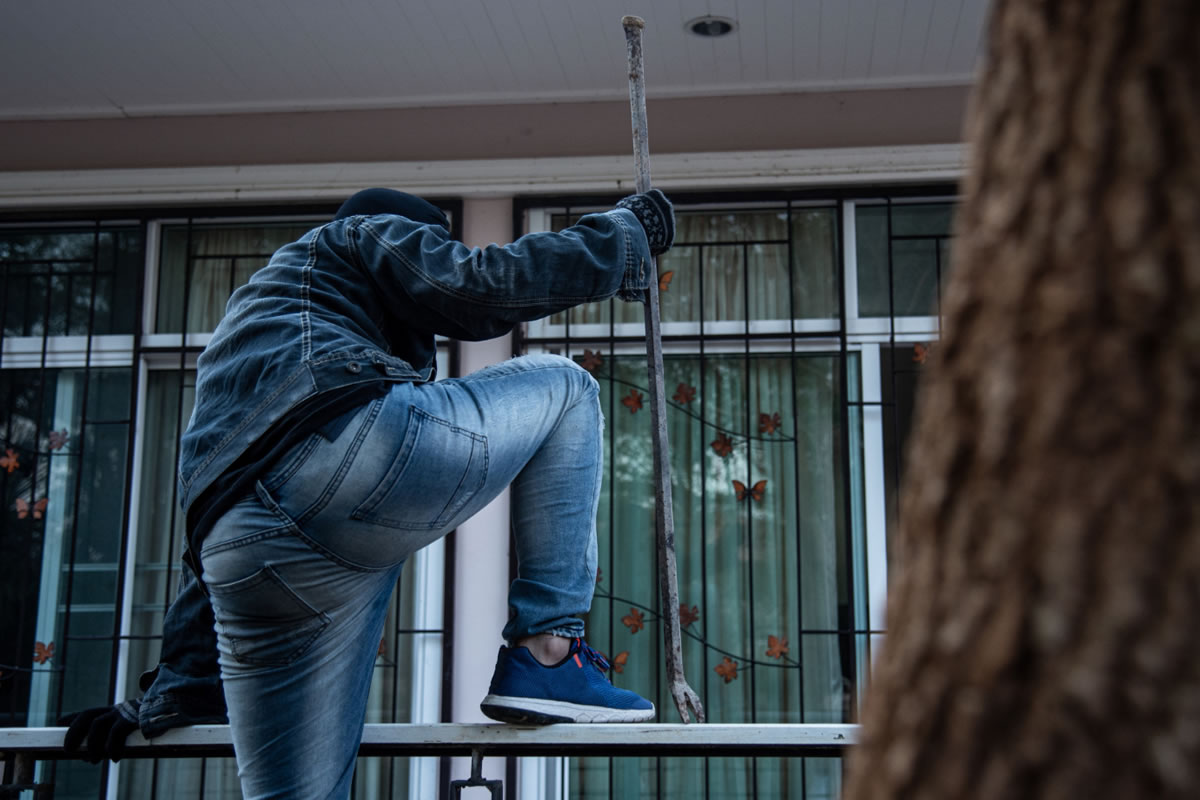 Five Tips to Prevent Theft in Your Home